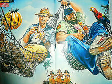 BUD SPENCER / TERENCE HILL  13  POSTER   0120
