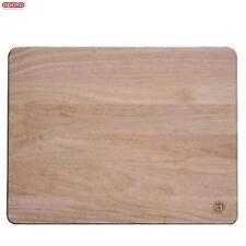 Apollo Rubberwood Pastry Board 45X35Cm Food Prepware Utensils Kitchen Home New