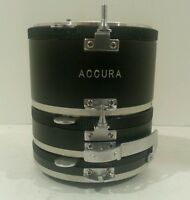 ACCURA LENS EXTENSION TUBE SET for NIKON  11mm, 18mm, 36mm -Japan- RARE Find