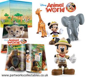 Eaglemoss Disney Animal World