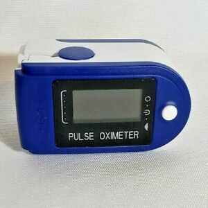 CONTEC CMS50DA Portable Finger Pulse Oximeter, Batteries Included, New Sealed