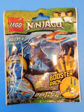 Lego Ninjago 9553 Booster Pack Jay ZX  Minifigure 28 Pieces New
