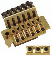 Floyd Rose® Gotoh Guitar Tremolo & Locking Nut Gold - GE-1996TG - Made in Japan