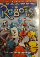 Robots (DVD, 2005, Full-Screen Edition)