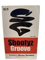 Shootyz Groove Faithful / Videodrone Faceplant Promo (Cassette Single)