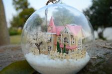 DIY  Miniature Dollhouse in Mini Glass Ball, (B-009), Wind Fantasy