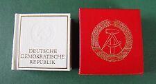 DDR Minibuch - Deutsche Demokratische Republik - 1979