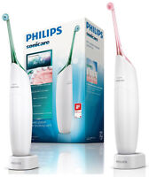 Philips Sonicare AirFloss Rechargeable Electric Teeth Flosser/Water Jet - HX8211