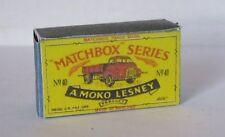 Repro Box Matchbox 1:75 Nr.40 Bedford Tipper Truck