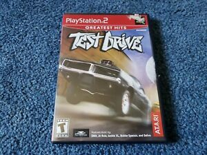 Test Drive Greatest Hits (Sony PlayStation 2, 2003)