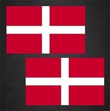 2 Sovereign Military Order of Malta Flag Decals Stickers