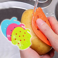 Multi-functional Fruit Vegetable Brush Tools for Potato Kitchen Home Gadgets New
