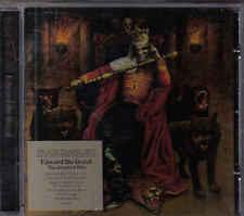 Iron Maiden-Edward The Great cd album
