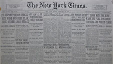 2-1930 February 28 DUPONT FOR DRY REPEAL; HITS WINE AND BEER PLAN. PROHIBITION.
