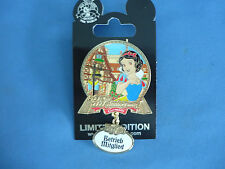 SNOW WHITE    Disney Pin 2017 CAST MEMBER EX LE 35th Anniversary GERMANY  New
