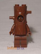 Lego Custom Creepy Tree Creature + Alternative Monster Head Minifigure cus045