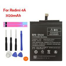 Original BN30 Mobile Phone Battery For Xiaomi Redmi 4A  3120mAh li-ion battery