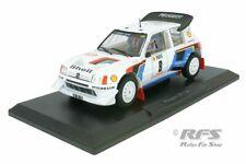 Peugeot 205 T16 E2 Rallye Monte Carlo 1986 Bruno Saby  1:18 Norev 184862 NEU