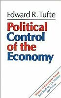 Political Control of the Economy [Paperback] Edward R. Tufte