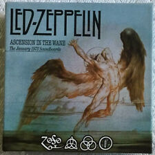 LED ZEPPELIN ASCENTION IN THE WANE   BOX SET