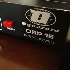 Dynacord DRP16 Reverb Digital