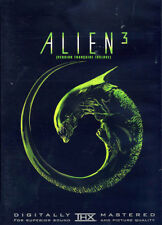 Alien 3 DVD original cover art THX mastered