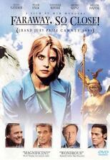 FARAWAY, SO CLOSE - Wim Wenders, Nastassja Kinski - Otto Sander SEALED DVD