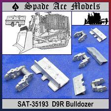 Spade Ace 1/35 35193 Metal Track D9R Bulldozer