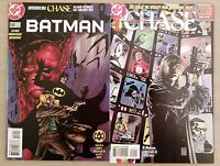 Batman 550 Chase 1 1st Appearance of the DEO and Cameron Chase Supergirl TV Show