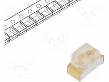 LED 2,1÷2,5V SMD Giallo 1,6x0,8x1,1mm 3÷8mcd 150° 0603 20mA KP-1608YC
