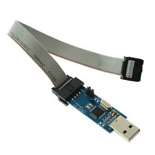 PROGRAMADOR 51 AVR USB USBASP USBISP 3.3V / 5V DOWNLOADER ATMEGA8 ARDUINO NUEVO