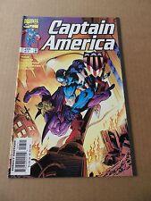 Captain America (vol3) 7 .  Marvel 1998 -   VF
