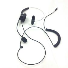 CALLANY B1 Lightweight Corded Call Center Office Phone Headset Telephone New