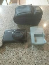 Canon Powershot S95 Point and Shoot 10MP Digital Camera Tested Working