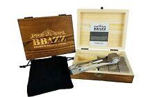 BBazz Whiskey Stones - Granite Chilling Stones Gift Set