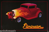 POSTER :TRANSPORTATION: ELIMINATOR - 1932 FORD - FREE SHIPPING  #3183  RAP135 B