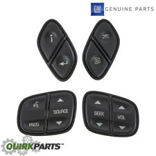 OEM NEW Steering Wheel Radio Volume Control Switch Button Set GM Trucks & SUVs