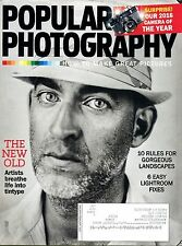 Popular Photography Magazine: 2016 Camera of the Year & Rules for Landscapes