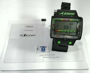 Aeris 750GT Wrist Wireless Hoseless Nitrox Scuba Dive Computer Data Trans   #46