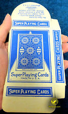 Sherms Super Playing Cards Box