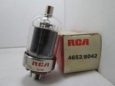 NOS RCA 4652 / 8042 CB Ham Radio VACUUM TUBE NIB! #B.2351