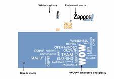 Zappos 2010 Culture Book (2010, Paperback)