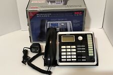 RCA 25214 VISYS 2-Line Corded Full Duplex Small Business Office Speakerphone