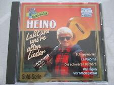 Heino - Laßt uns uns're alten Lieder - Teldec Matinee CD West Germany