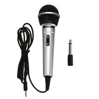 Professional Handheld Wired Dynamic Microphone Audio Vocal Karaoke KTV DJ