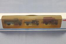 Märklin 1888 3 Furgoni/OLDTIMER/camion in OVP in SCALA h0
