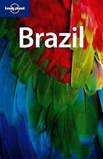 Lonely Planet Brazil (Country Guide)-ExLibrary