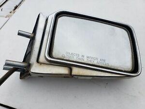 93-97 Nissan Hardbody D21 Pickup Truck Power Mirror non-heated Passenger Side