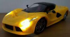 Juguetes de radiocontrol coche color principal amarillo