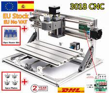 CNC 3018 DIY CNC Router Kit USB GRBL Control Laser Engraving Milling Machine〖ES〗